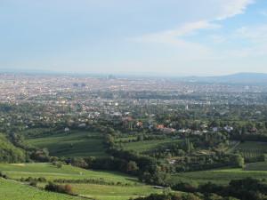 Wien-Panorama Kahlenberg